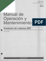 Manual Operación y Mantenimiento D9T