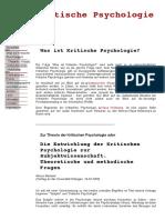Kritische Psychologie - Was ist Kritische Psychologie.pdf