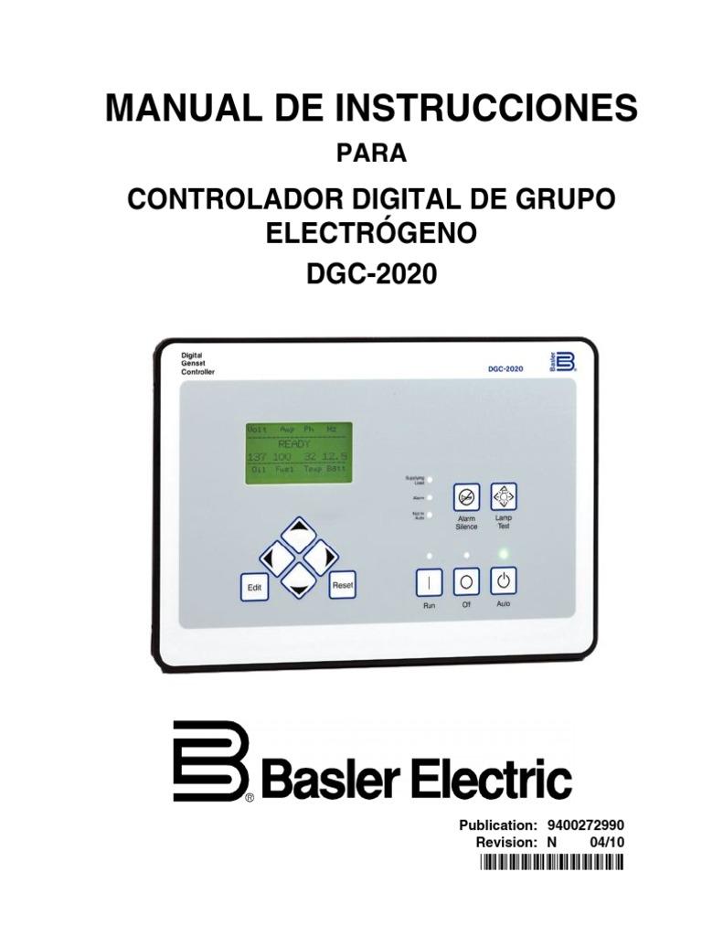 1509442197 manual inst genset controller dgc 2020 basler dgc-2020 wiring diagram at bayanpartner.co