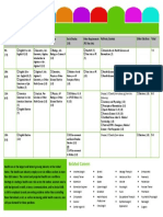 health science and biomedicine plan of study