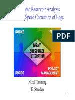 02 Speed Correction