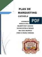 Plan de Marqueting