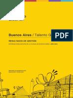 Anuario @BAcomex - Subsecretaria de Economía Creativa y Comercio Exterior 2016