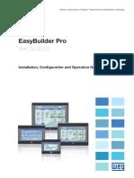 Easybuilder Pro Manual English