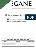 Generalidades Del Vehiculo 3 - Megane 2