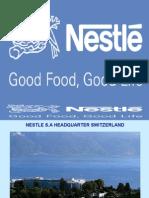 A presentation on Nestle Dublin