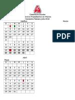 calendario tecnico 2015