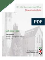 04 - TBM Technologies and Advancements (Hourtovenko)