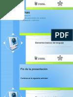 lenguajesdeprogramacionC_nivel1-Unidad1-02-Declaracion de variables.pps
