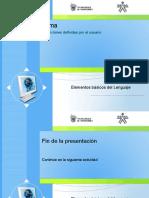 lenguajesdeprogramacionC_nivel1-Unidad1-03-Funciones definidas por el usuario.pps
