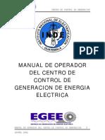 Manual de Operador Del Centro de Control de Generacion (2)