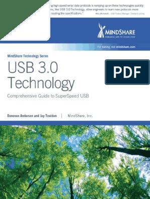 MindShare_USB3 0_eBook_v1 02 | Usb | Network Packet