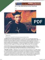 El P. Arnaiz, S.J. y Las Misioneras de Las Doctrinas Rurales - Infocatólica - Dr. Jose Maria Iraburu