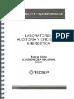 TECSUP Laboratorios de Auditorias y Eficiencia Energética