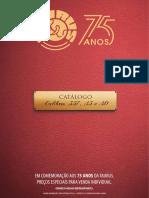 CatAlogo 357 45 e 40 2014