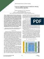An FPGA-based Accelerator for Neighborhood-based Collaborative Filtering Recommendation Algorithms.pdf