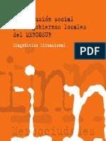 Diagnostico Situacional_la Inclusion Social de Los Gobiernos
