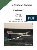 Winning Indoor Designs Free Flight - The National Free Flight Society