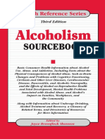 Alcoholism Sourcebook 3rd ed. [health ref. series] - J. Shannon (Omnigraphics, 2010) WW.pdf