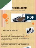 Presentacion Pre Factibilidad