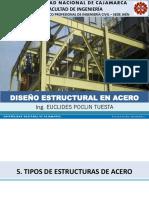 05. Tipos de Estructuras de Acero (Diseño Estructural en Acero) (1)