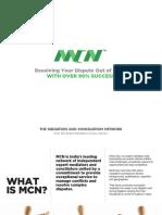 MCN Brochure