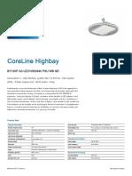 Opção 2 - Campanula Led - Coreline Highbay_philips