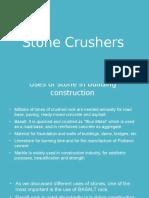 Stone Crushers