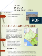CULTURA WARY - LAMBAYEQUE