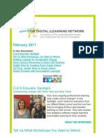 DJLN February 2017 Newsletter