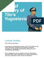 Titos Yugoslavia