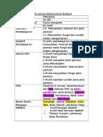 Rancangan Pengajaran Harian Kumpulan 4