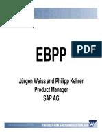 EBP Overview