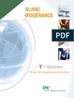 Livre Blanc T-Systems 2004 Infogerance