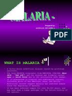 Ppt Akun Malaria