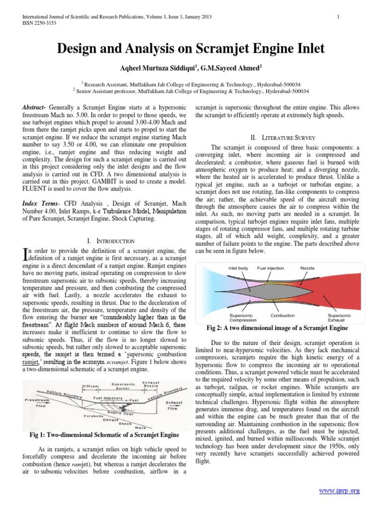 ijsrp-p1335 pdf | Mach Number | Jet Engine