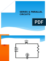 Series and Parallel Ckt