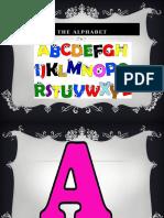 The Alphabet by Susset Gómez