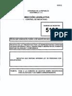 Registro de La Ley 5125