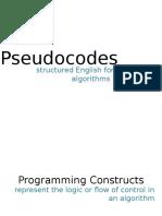 07_Pseudocodes