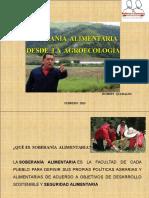 Presentación Agroecología