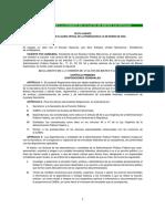 REGLAMENTO DE LA COMISIÓN DE AVALÚOS DE BIENES NACIONALES