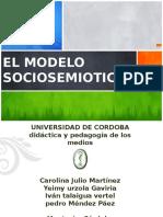 El Modelo Sociosemiotico