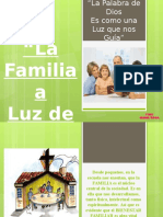 LA FAMILIA A LA LUZ DE LA BIBLIA.pptx