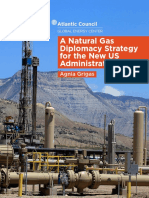 A Natural Gas Diplomacy for the New US Administration