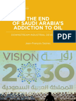 The End of Saudi Arabia's Addiction to Oil