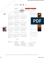 Calendario China