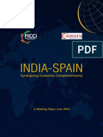 Working Paper India-spain
