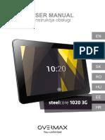OV Steelcore101203G ManualWWW