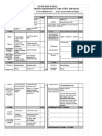 graduation requirements check off sheet - sheet1